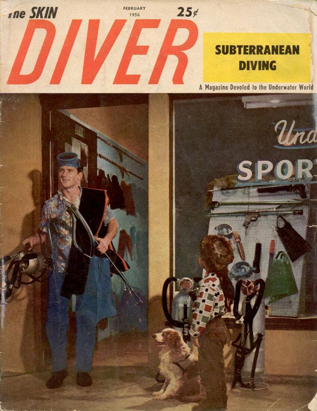 Diver Magazine Deep Blue