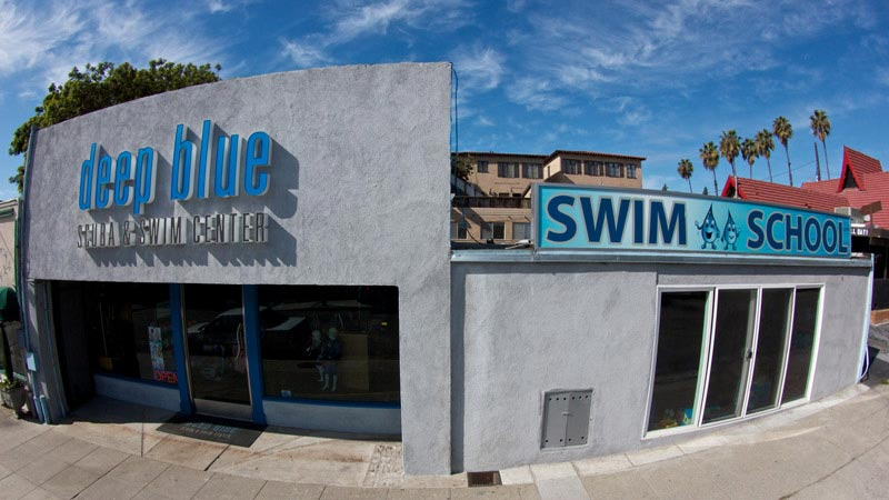 Deep Blue Scuba and Swim Center