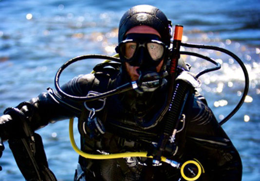 Advanced Divers and Beyond