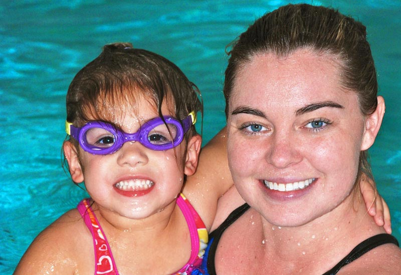 Private Kids Swim Lessons Long Beach CA