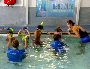 Youth Programs at Deep Blue